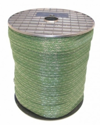Shock 20mm Green Electric Fence Tape