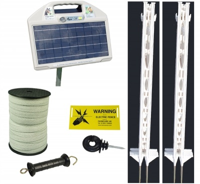 AS 35 Solar Fencing Kit - up to 4km