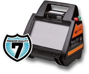 SALE: Gallagher S17 Solar Energiser - 7 Year Warranty - up to 1.7km