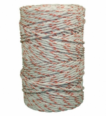 Braid Twine - thick and strong - good for reel systems and long fences