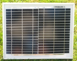 Solar Panel to Charge 12 Volt Battery