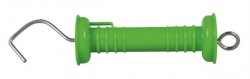 Gate Handle in LIME GREEN