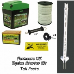 Equine Starter Kit Tall Posts