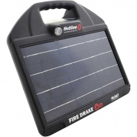 Hotline FireDrake 34 Solar Electric Fence Energiser - make life easy - up to 2.5km