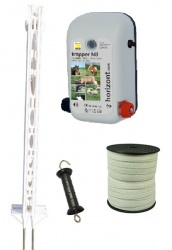 Mains Electric Fence Kit - everything you need