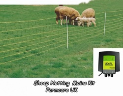 Mains Sheep Net Kit