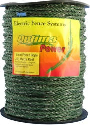 OPTIMA Power Rope - Green - Premium, UV Stabalized Rope - 5 year guarantee