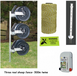 Three Reel - 500m - Sheep Kit