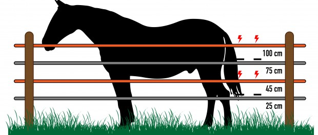 What is an electric fence?