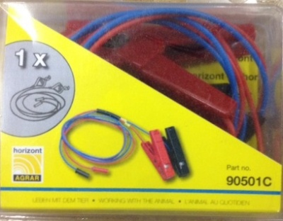 12v adapter lead for a B1 and Trapper B12 Energisers