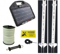 HotLine FireDrake 34 Solar Fencing Kit Tall Posts - up to 3km