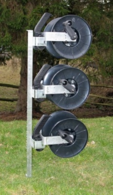 Livestock Three Reel System