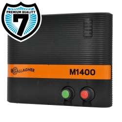 Gallagher Mains Energiser M1400