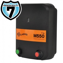 Gallagher Mains Energiser M550