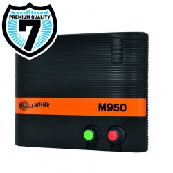 Gallagher Mains Energiser M950