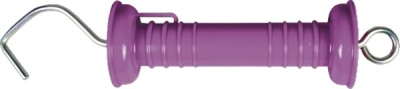 Gate Handle in PURPLE - make your gate stand out