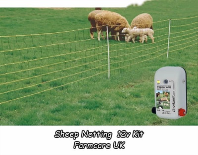 12v Sheep Net Kit