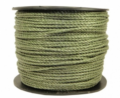 Standard Green Electric Fence Rope