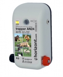 Trapper AN24 Dual Power Energiser - up to 12Km
