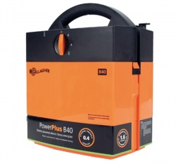 Gallagher B40 Energiser - 7 year warranty - up to 3km - with FREE battery