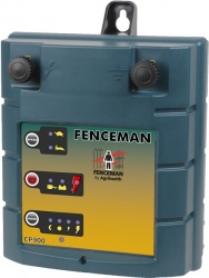 Fenceman CP 900 12v Energiser - up to 6km - high setting ideal for cheeky animals - back up power source