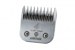 Liveryman Narrow #4 Skip Tooth Blade  - cuts to 9.6mm - A5 snap on blade for Harmony Plus, Bruno, Saphir, Libretto etc
