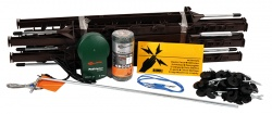 Electric Fence Kit for Herons - protect your fish