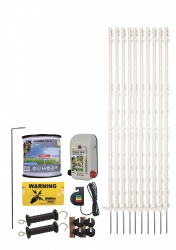 High Power  12v  or Mains Tall Post Kit - green or white